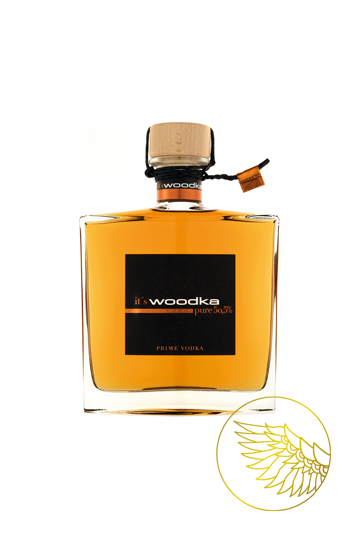 Blooming Gems - Selection Prestige Vodka - It's Woodka - Allemagne